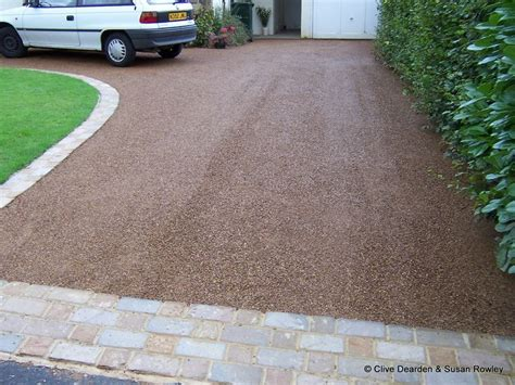 crushed granite driveway decomposed granite driveway paving paths pinterest