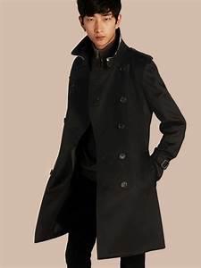 Trench Coat Burberry Homme : manteaux vestes pour homme burberry ~ Melissatoandfro.com Idées de Décoration