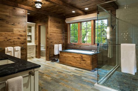 Rustic Bathrooms Designs by 16 Fantastic Rustic Bathroom Designs That Will Take Your