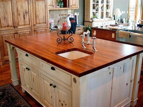 ideas  installing  wooden countertop   home