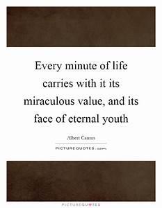 Albert Camus Qu... Value Of Youth Quotes