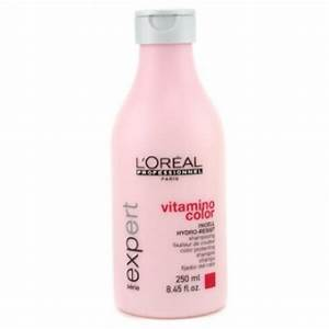 L39oreal Vitamino Color Protective Shampoo For Colored Hair
