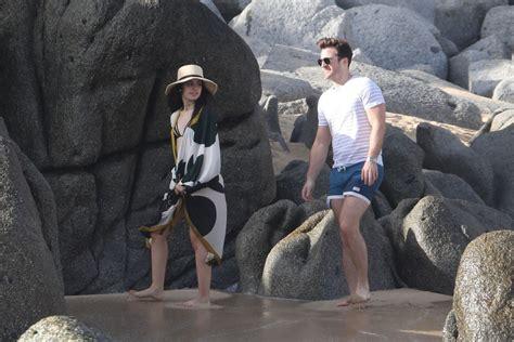 Camila Cabello Beach Mexico Celebzz