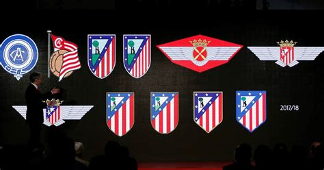 heres  atletico madrids  crest  stadium