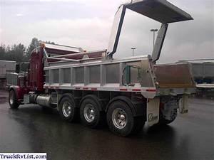 Peterbilt 388 Tridrive Gravel Dump Truck Sleeper For Sale ...