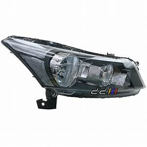 1x Front Right Side Hid Headlight Lamp For Accord Sedan