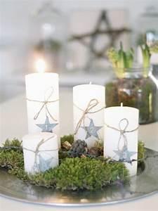 Weihnachtsdeko Basteln Für Den Tisch : 40 adventskranz ideen und die geschichte des adventskranzes ~ Whattoseeinmadrid.com Haus und Dekorationen