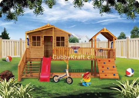 14 Best The Benefits Of Cubby Houses For Kids Images On