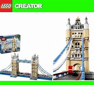Lego Tower Bridge : lego exclusive 10214 tower bridge london towerbridge new ~ Jslefanu.com Haus und Dekorationen