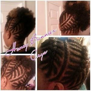 Fishbone Braids | African American Protective Hair Styles ...