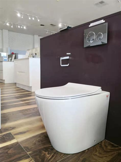 wall toilet  geberit system melbourne bathroom shop