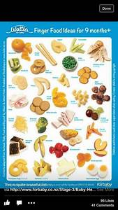 finger food ideas for 9 month baby food recipes
