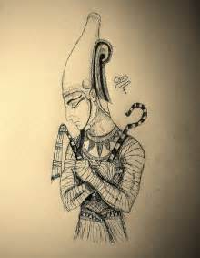 Osiris Egyptian God Drawings