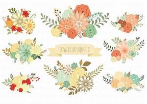 free wedding flower clipart 70 With wedding invitation flower clipart free