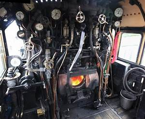 Inside the Jacobite-engine - Picture of Jacobite Steam ...