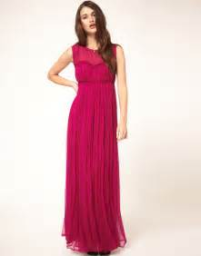 maxi dresses for wedding guest 2014 collection