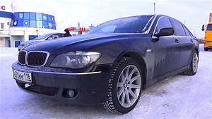 2006 Bmw 750li  E65  66   Start Up  Engine  And In Depth