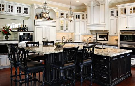 classic kitchen remodel   large family affinity