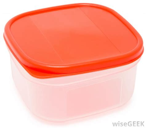 pvc cuisine what are the different types of storage containers