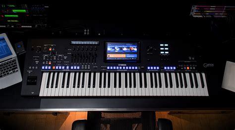 yamaha genos keyboard yamaha genos keyboard big reveal demonstration