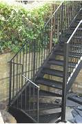 Outdoor Metal Handrails For Stairs by 10 Best Ideas About Metal Stairs On Pinterest Steel Stairs Steel Stairs D