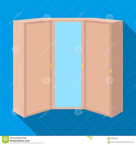 guardaroba da letto guardaroba rosa con due porte e uno specchio guardaroba