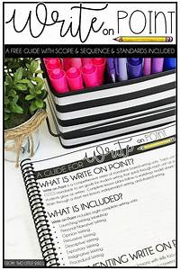 Writers Workshop  A Guide To Write On Point Writing Units