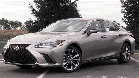 lexus es   sport review youtube