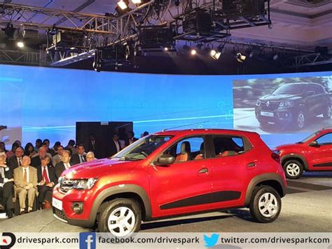renault kwid 800cc price renault working on a 1 0 litre amt option for kwid for