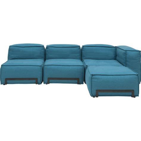 canap fauteuil canapé padded modulable avec pouf fauteuil et élément d 39 angle