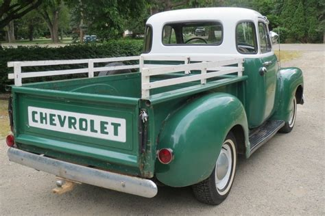 Two Tone Trucks 1954 chevrolet two tone truck