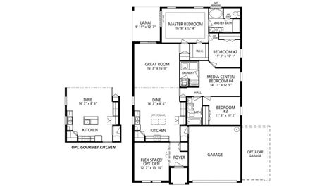 Maronda Homes Hton Floor Plan by New Home Floorplan Orlando Fl Hton Maronda Homes