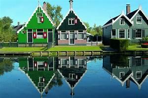 Häuser In Holland : zaans schans freilichtmuseum bei amsterdam ferienhaus holland ~ Watch28wear.com Haus und Dekorationen