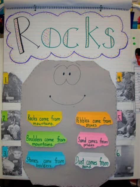 Rock Activities For 3rd Grade