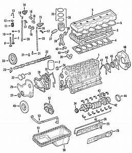 Dodge Ram 2500 Engine Timing Cover  5 9 Liter  Diesel  24