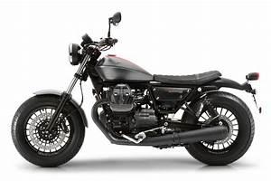 Moto Custom A2 : v9 bobber moto guzzi ~ Medecine-chirurgie-esthetiques.com Avis de Voitures