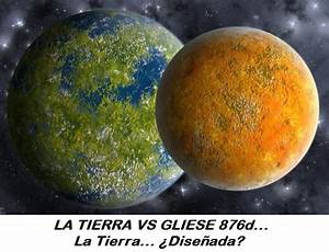Gliese 876 D - Pics about space