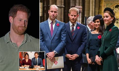 Harry and Meghan set to come face to face with William and ...