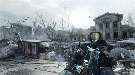 Metro 2033 Redux Screenshots For Playstation 4 Mobygames