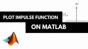 Plot Impulse Signal Using Matlab