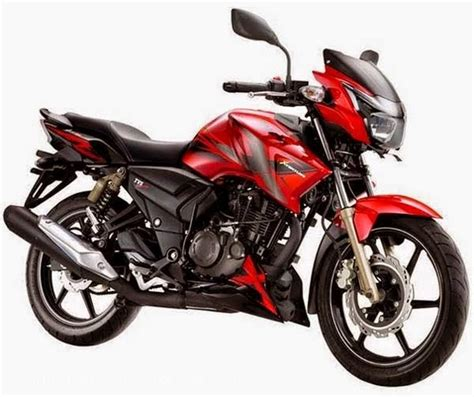 Price And Specifications Tvs Apache Rtr 180 In 2015