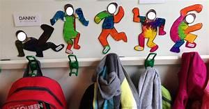 Porte Manteau Ecole : la maternelle de wendy porte manteau ~ Teatrodelosmanantiales.com Idées de Décoration