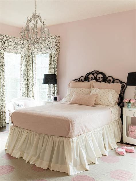 trendy wall decor pottery barn wall decor wall design small pink and black bedroom transitional 39 s room