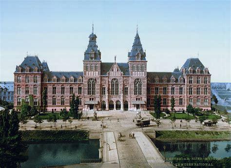 Rijksmuseum In Amsterdam by Rijksmuseum