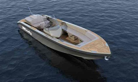 Tender Boat by Eyos Tenders And Windy Join Forces For New Tenders
