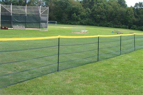 grand slam portable fence deluxe