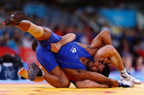 la lutte toujours discipline olympique lafrique