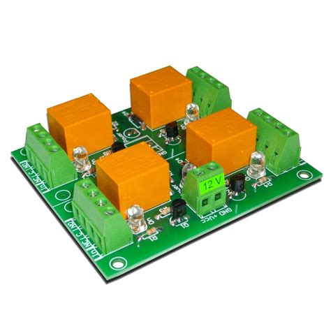 Spdt Relay Jqc Board Control Switch Module Arm