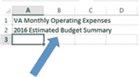 track your 2016 monthly operating expenses with an excel