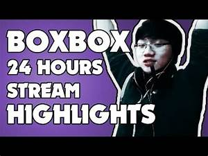 Boxbox's 'caught up in the moment' accidental on-stream ...